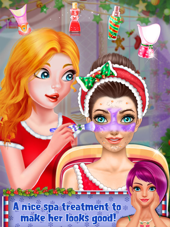 Christmas Makeup Spa & Salon screenshot 7