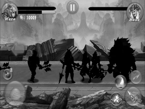 ARPG--Shadow Sword. screenshot 10