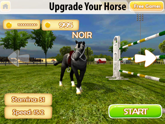 Equestrian: Horse Racing 3D screenshot 8