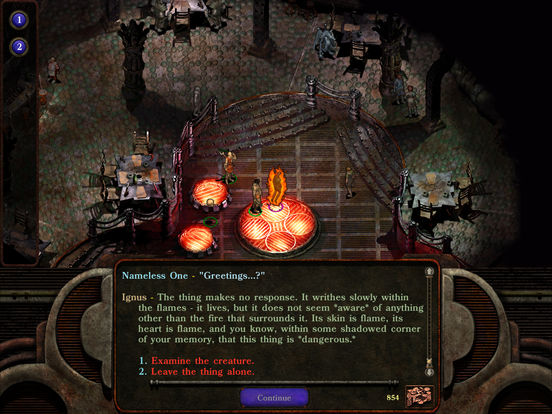Planescape: Torment screenshot 7