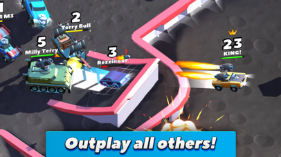 Crash of Cars screenshot 5