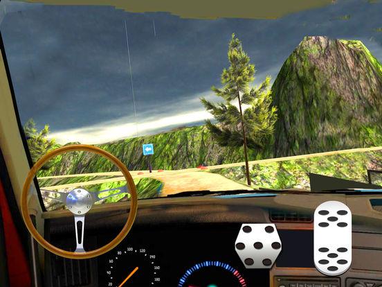 US Army Trucker Park : Gambler Traffic Sim-ulator screenshot 5