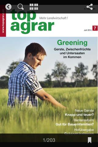 top agrar - Mehr Landwirtschaft! - náhled