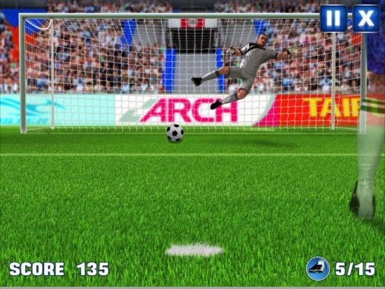 3D Penalty screenshot 9