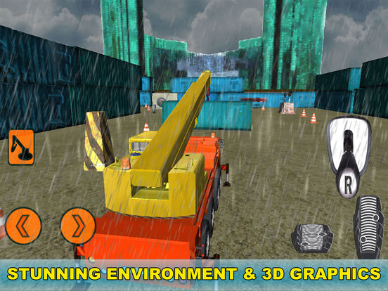 Loader Crane Simulator : Super Challeng-ing drive screenshot 7