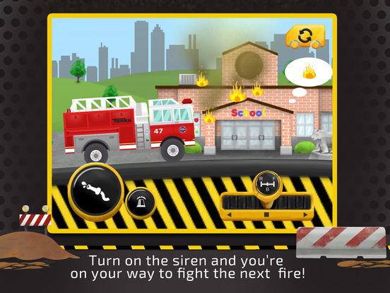 Tonka: Trucks Around Town screenshot 7