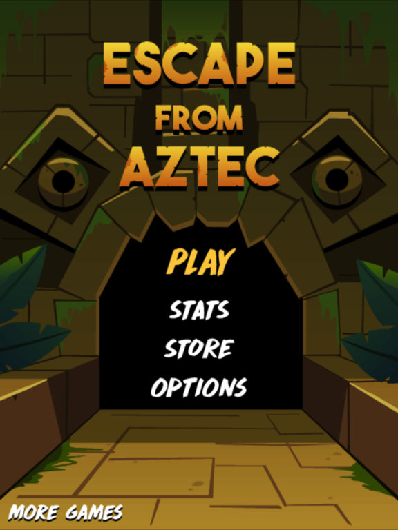 Escape from Aztec screenshot 9