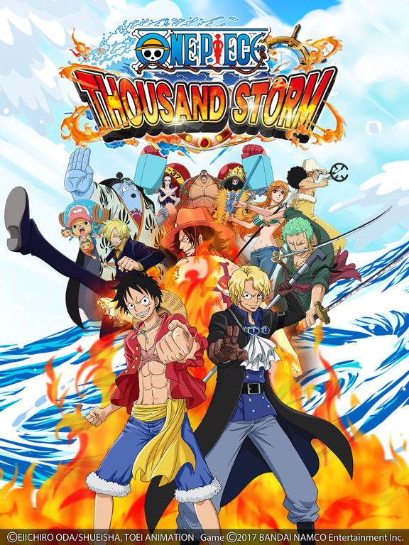 ONE PIECE THOUSAND STORM screenshot 6