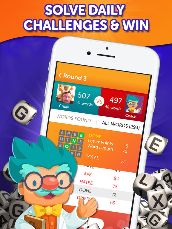 Boggle With Friends: Word Game screenshot 7
