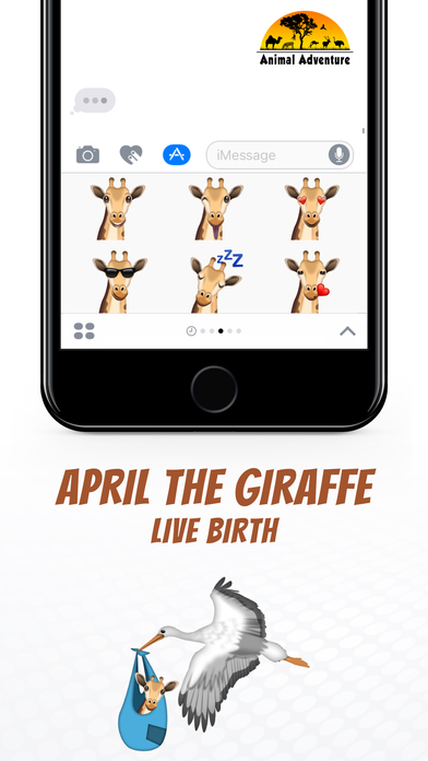 GiraffeMoji screenshot 3