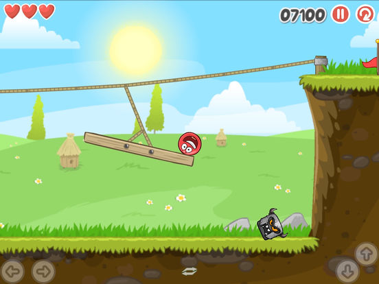 B-RedBall screenshot 7