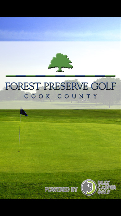 Forest Preserve Golf screenshot 1