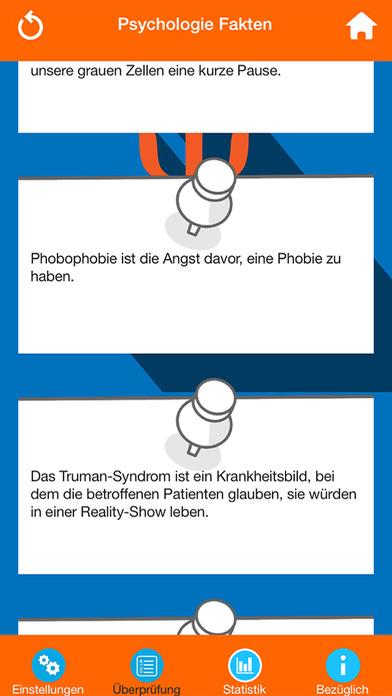 Die Psychologie Quiz screenshot 3