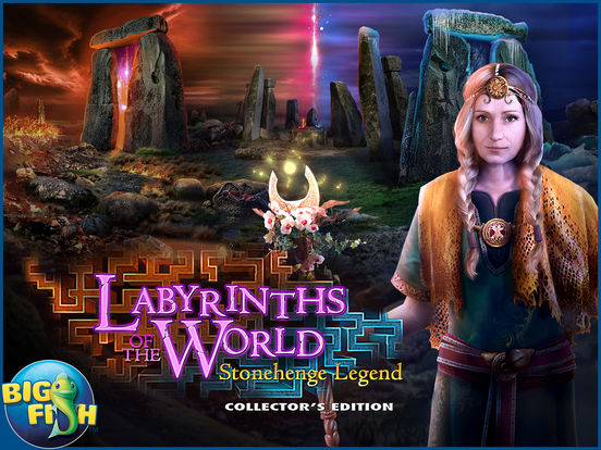 Labyrinths of the World: Stonehenge Legend (Full) screenshot 10