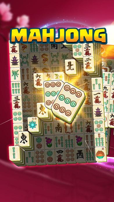Mahjong Towers Pro 3D - Deluxe Puzzle Blitz screenshot 1