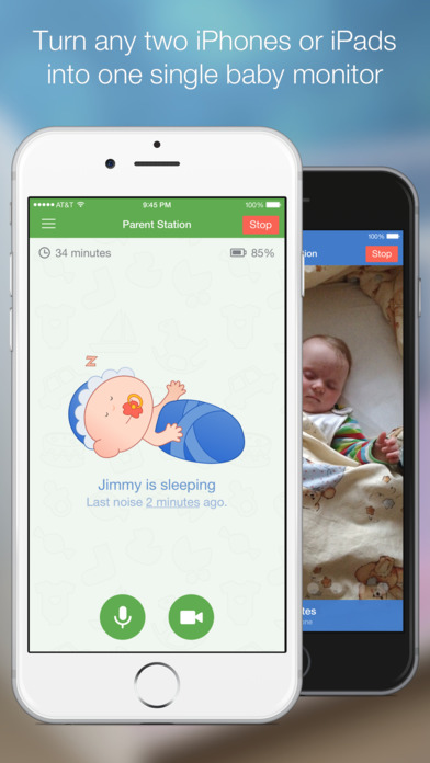 baby monitor app iphone baby monitor 3g on the app 13532