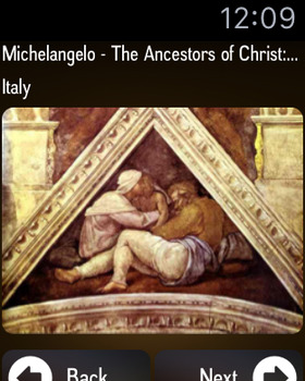 Michelangelo Gallery screenshot 15