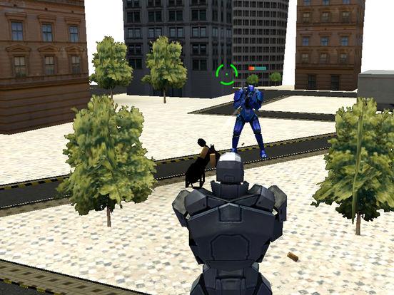 Futuristic War Robots Attack: The Last Battle screenshot 5
