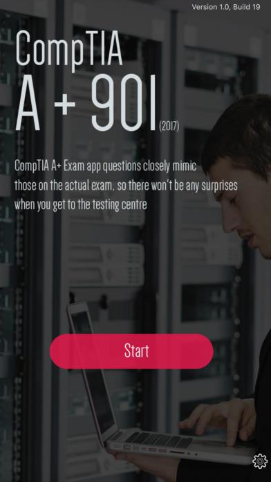 CompTIA A+ 2019 screenshot 1