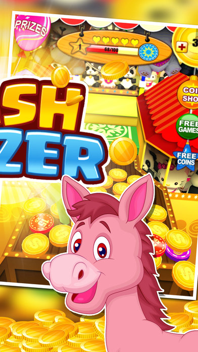 Cash Dozer! Awesome Gold Coin Jackpot Machine screenshot 2