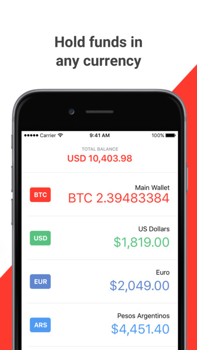 how to send pictures from iphone to android xapo 183 bitcoin wallet amp vault on the app 4702