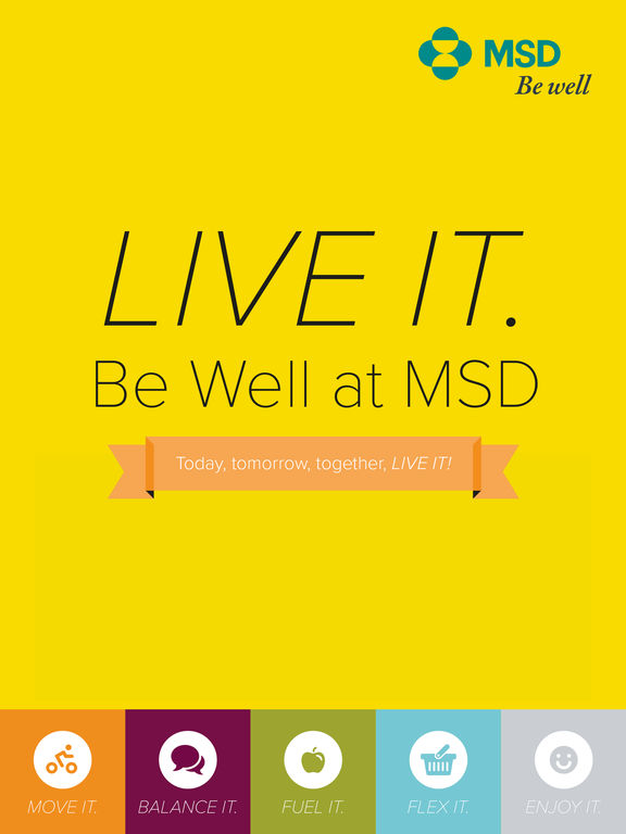 LIVE IT MSD screenshot 4