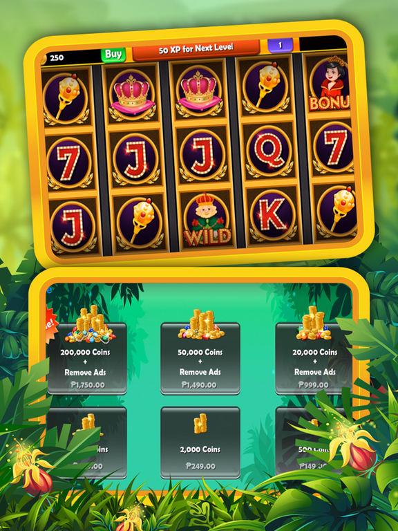 Jungle Journey Slot Machine! Gold Gambling Casino screenshot 8