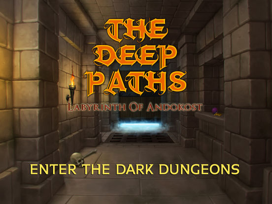 The Deep Paths screenshot 6