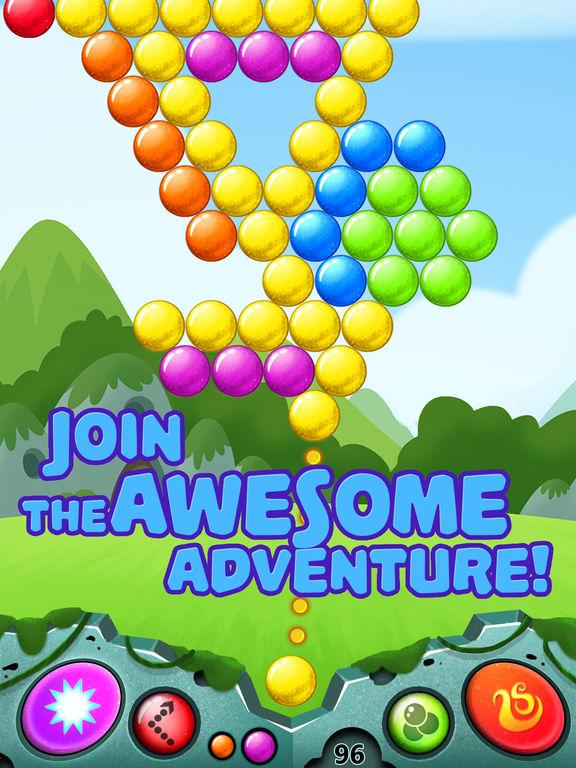 Bubble Shooter Gnomes - For Trolls screenshot 8
