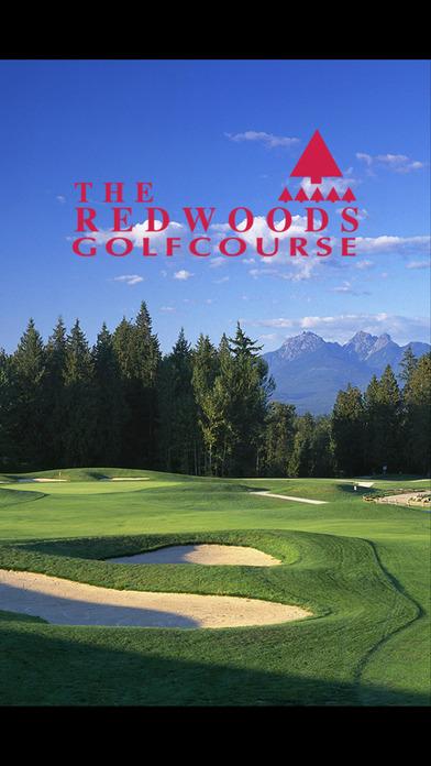 Redwoods Golf Course screenshot 1