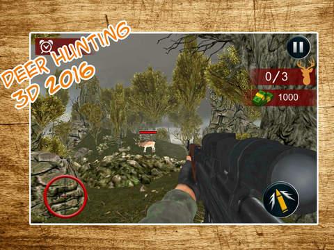 Deer Hunter Shooting FPS GO 2016 - náhled