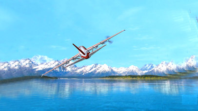 Airspin Aeroplane Adventure : Real Sky flight Sim screenshot 4