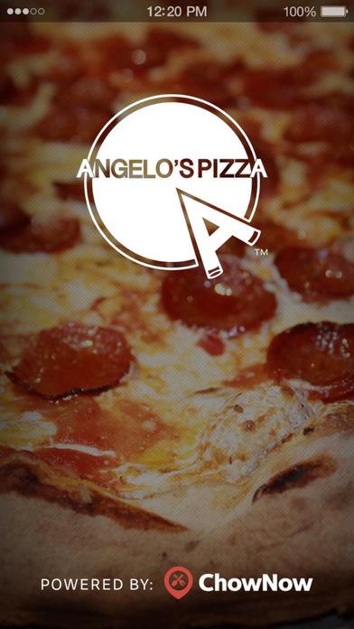 Angelo's Pizza NYC screenshot 1