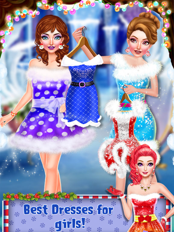 Christmas Makeup Spa & Salon screenshot 9