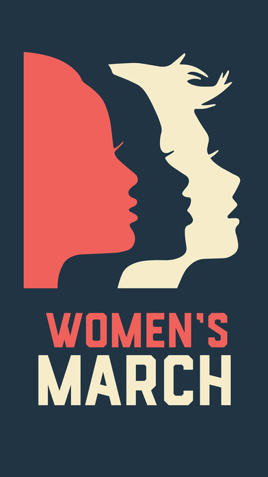 Women's March on Washington screenshot 2