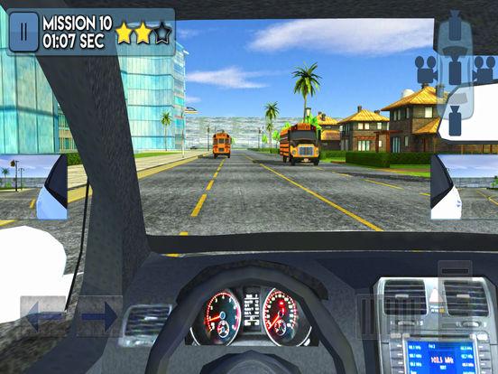 In Car VR Parking 2017 - Miami Edition screenshot 6