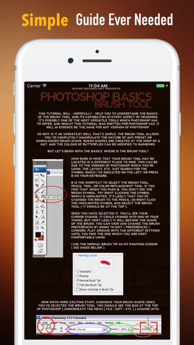 How to Learn Photoshop-Art Guide and Commercial screenshot 2