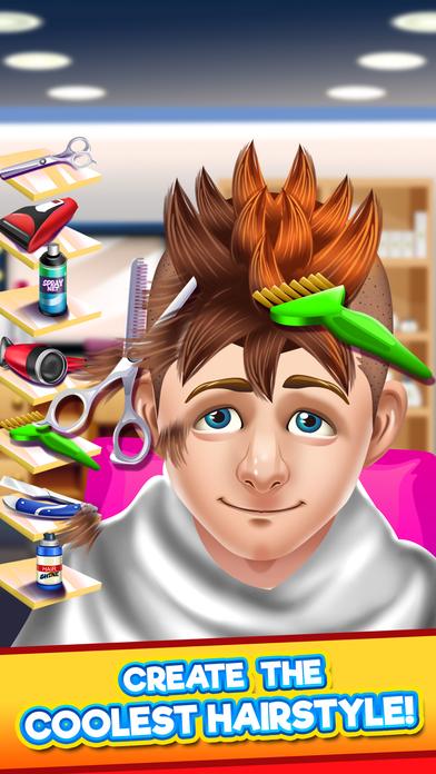 Kids Hair Shave Salon Games (Girls \u0026 Boys)
