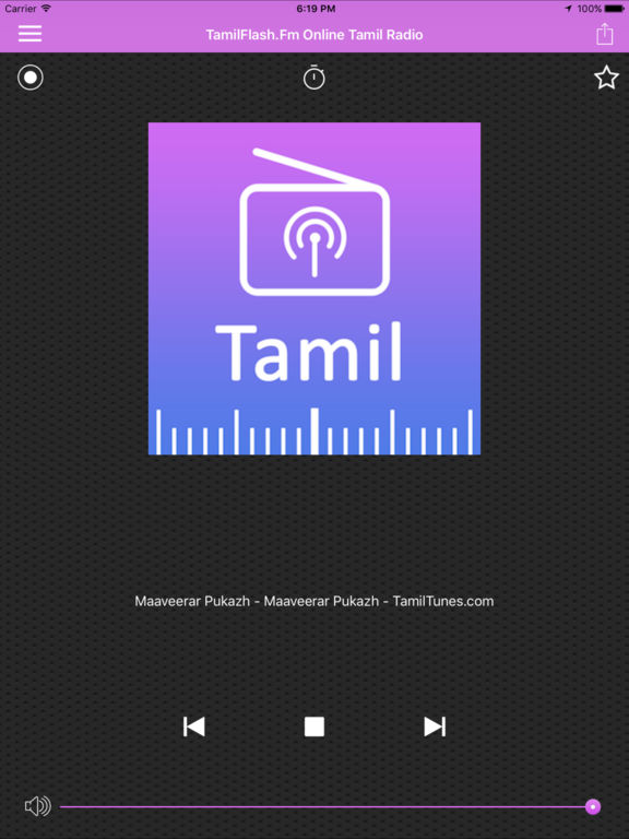 Tamil Radio FM - Tamil Music | Apps | 148Apps