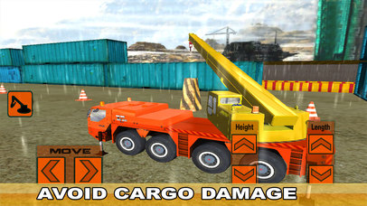 Loader Crane Simulator : Super Challeng-ing drive screenshot 2