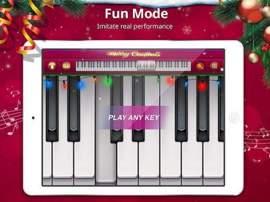 Christmas Piano - Songs, Games & Music Keyboard screenshot 7