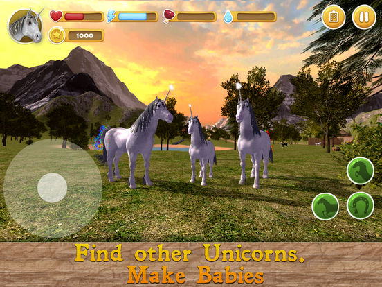 Unicorn Family Simulator Full screenshot 6