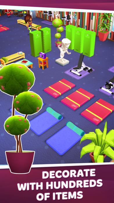 Chic Lina's Gym screenshot 4