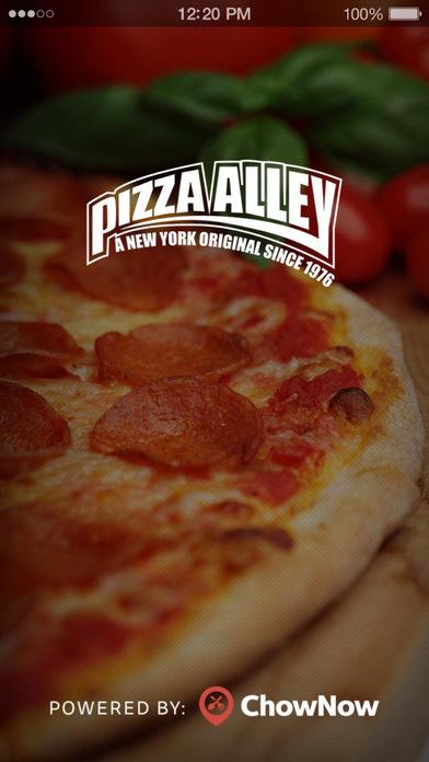 Pizza Alley screenshot 1