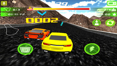 Mountain Stunt Race screenshot 2