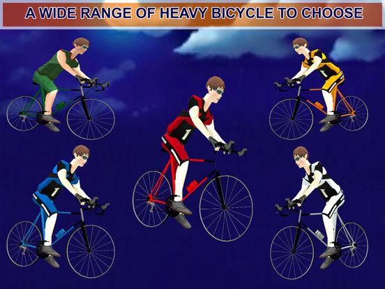 Stickman Cycling Race screenshot 5