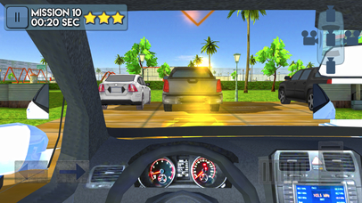 In Car VR Parking 2017 - Miami Edition screenshot 3