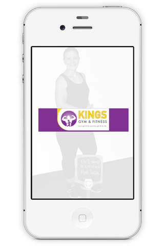 The Kings Gym and Fitness App - náhled