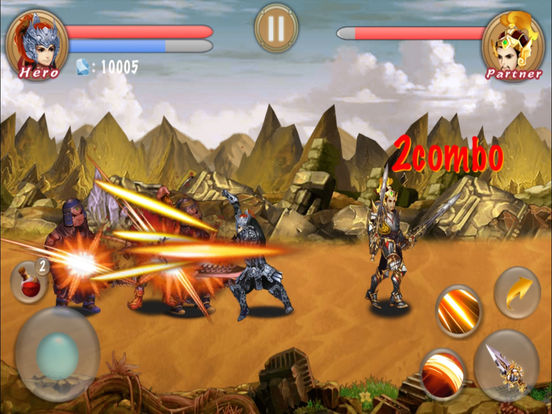 Action RPG-Blade Of Dragon Hunter Pro screenshot 8