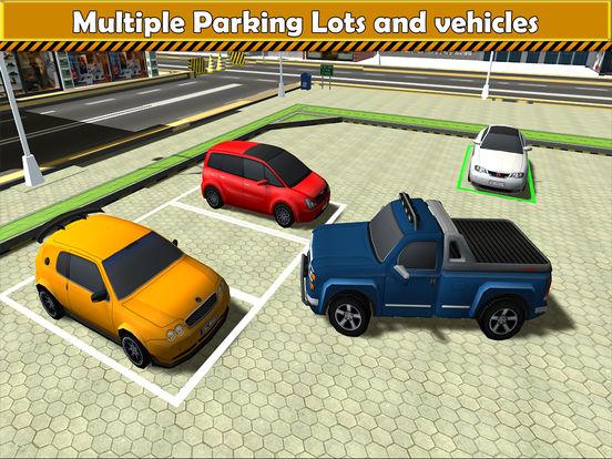 Frenzy Puzzle Car Parking Simulator screenshot 4